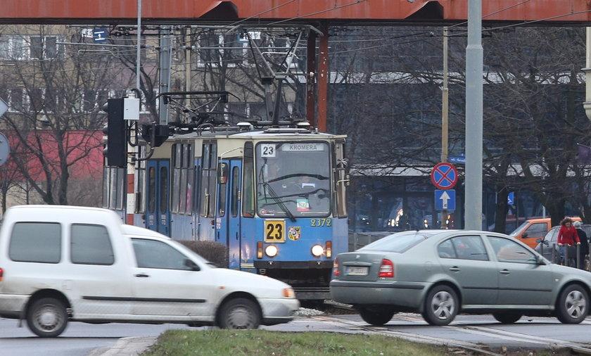 wolne tramwaje we Wrocławiu