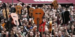 Bijemy Gitarowy Rekord Guinnessa!