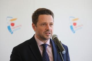 Trzaskowski: Wprowadzamy specjalną platformę do zajęć on-line w warszawskich szkołach