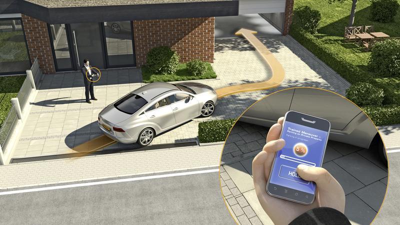 Automatyczne parkowanie będzie możliwe także wtedy gdy będziemy poza pojazdem