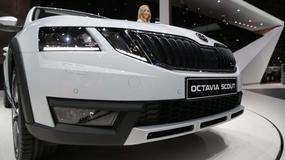 Škoda Octavia Scout - premiera podczas salonu samochodowego w Genewie