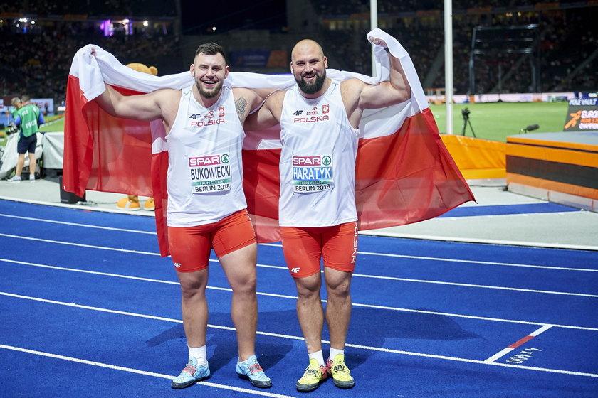 Konrad Bukowiecki i Michał Haratyk już udowodnili, że potrafią zdobywać medale na wielkich imprezach