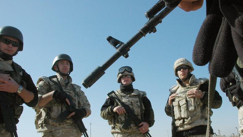 Polscy żołnierze w Iraku i Afganistanie będą podlegać miejscowemu prawu?