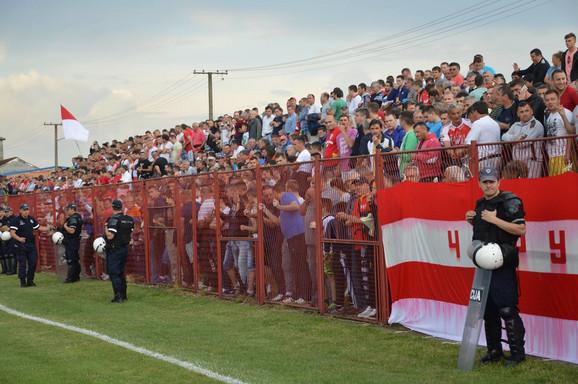 Navijači FK Hajduk Čurug