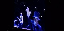 """Lider U2 wywołał skandal. Pokazał gest """"heil Hitler"""" na koncercie"""