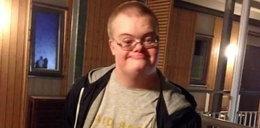 20-latek z zespołem Downa uciekł z domu. Zabili go policjanci