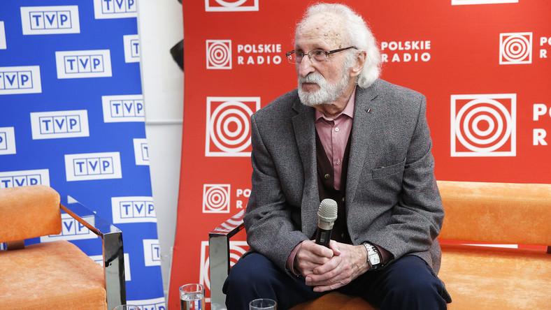scena z: Franciszek Pieczka, SK:, , fot. Podlewski/AKPA