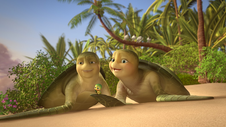 """""""Żółwik Sammy 2"""" znów podbije serca młodych widzów"""