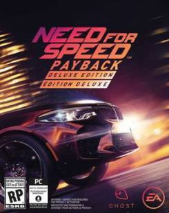 Okładka: Need for Speed: Payback