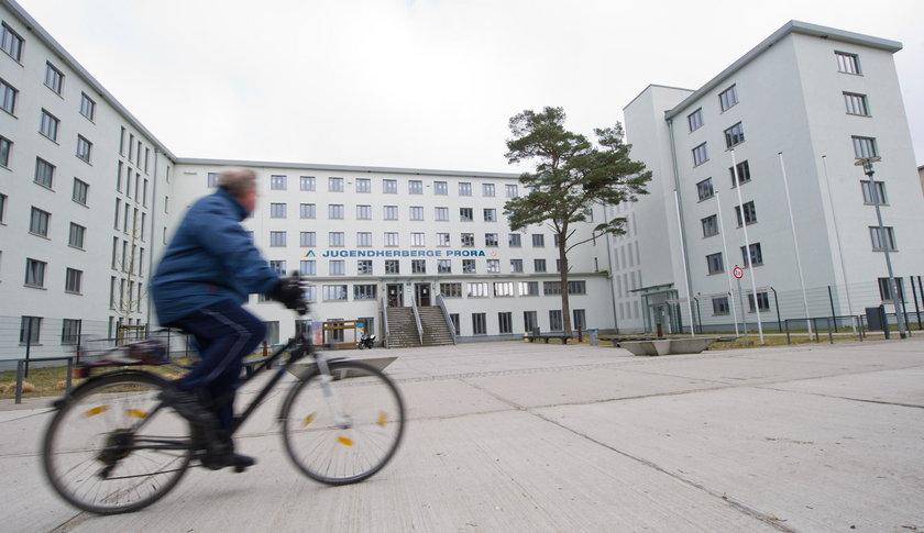 Luksusowy kurort w budynkach Hitlera