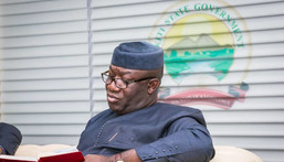 Ekiti State governor, Kayode Fayemi [EKSG]