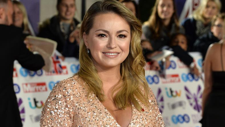 Ola Jordan na gali Pride of Britain Awards 2019