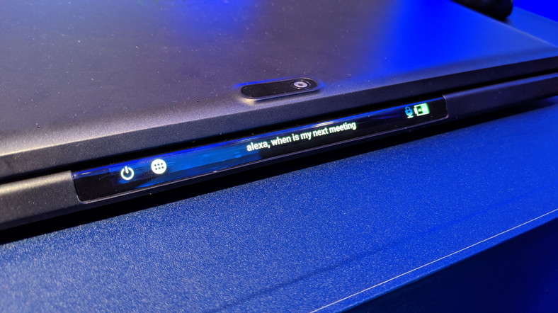 Touchpad OLED Intel