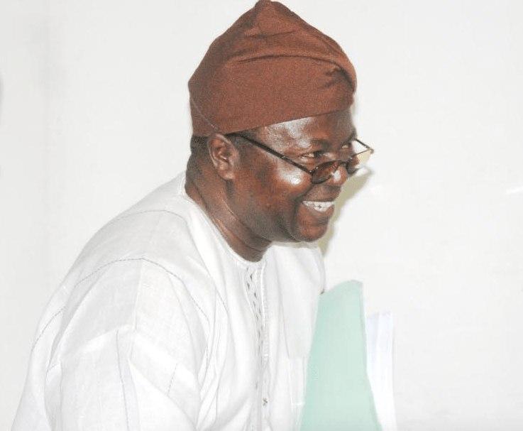 ASUU president, Prof. Biodun Ogunyemi