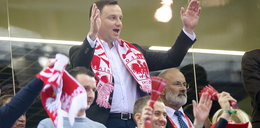 Prezydent i inni znani oglądali zwycięstwo Polaków!