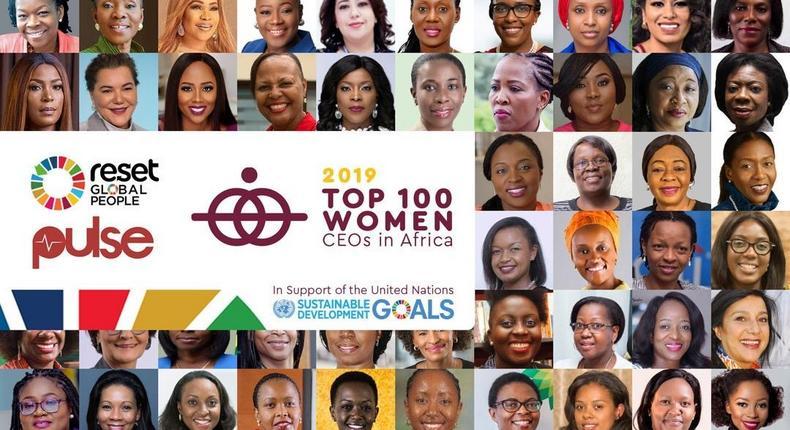 Top 100 women CEOs in Africa