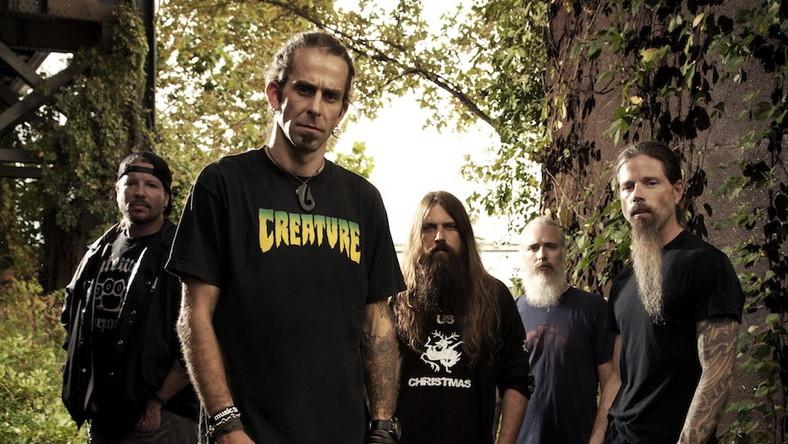 Lamb of God w pełnym składzie