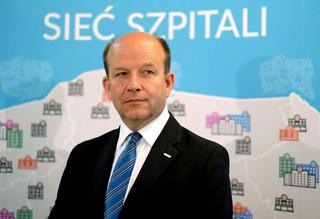 Radziwiłł: Dzięki sieci szpitali skrócą się kolejki na SOR-ach i Izbach Przyjęć