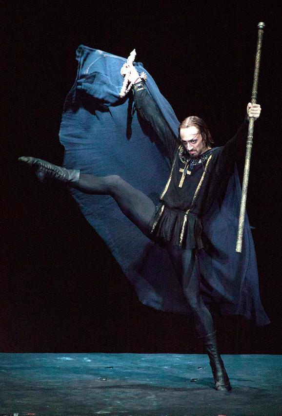 Dmitričenko kao Ivan Grozni