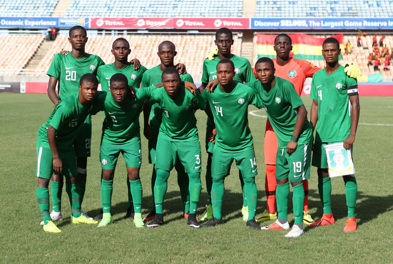 Golden Eaglets of Nigeria will be heading to the 2019 FIFA U17 World Cup  (CAF)