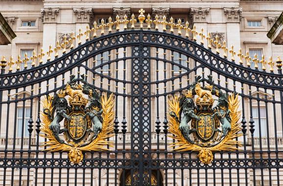 Iz Bakingemske palate su saopštili da rade na ispravljanju greške