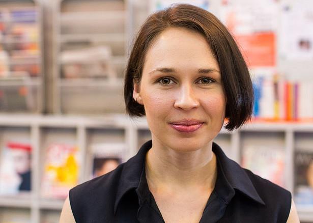"""Sofija Andruchowycz nazywa swoją ostatnią książkę """"powieścią histeryczną"""" - fot. Rafał Komorowski / Wikimedia Commons, lic. cc-by-sa 4.0"""