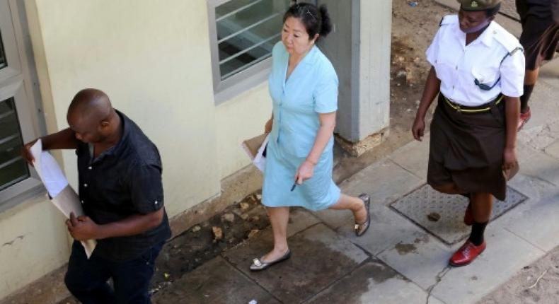 Wildlife campaigners celebrate after Tanzania sends Chinese 'Ivory Queen' to prison for 15 years