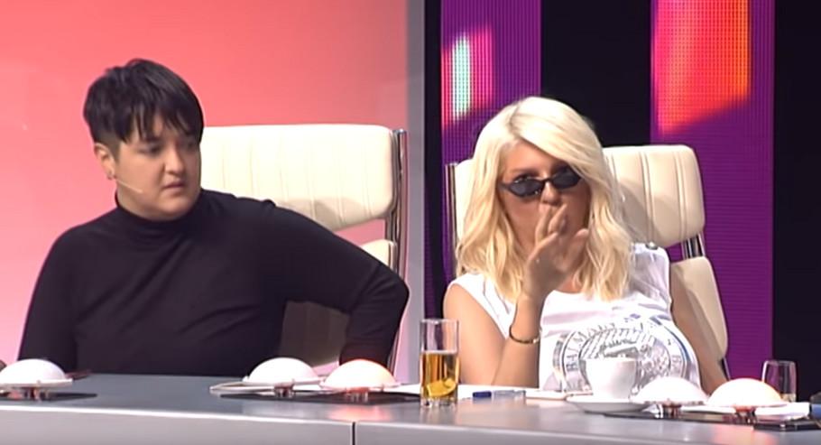 Marija Šerifović i Jelena Karleuša