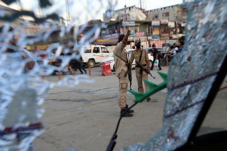indija eksplozija, indija policija