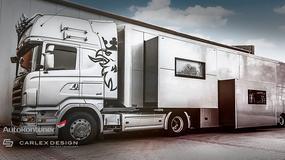 Najbardziej luksusowa Scania powstała w Polsce