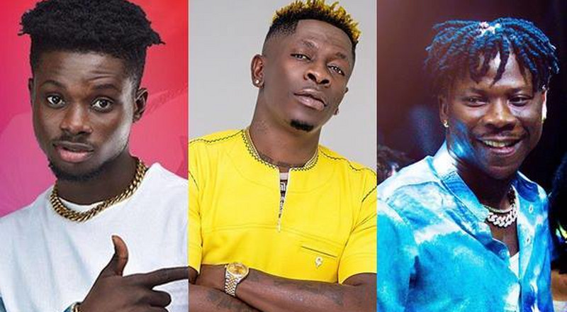 Kuami Eugene, Shatta Wale, Stonebwoy fail to shine at 2020 Headies