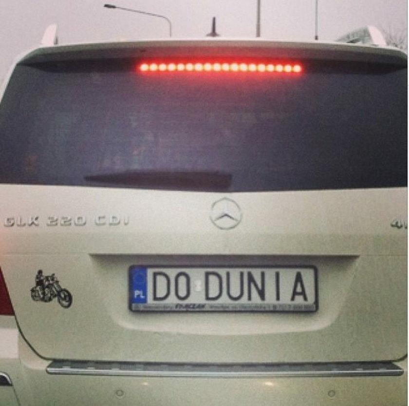 Samochód Dody