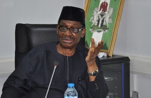 Chairman of the Presidential Advisory Committee Against Corruption (PACAC), Professor Itse Sagay  [Vanguard]
