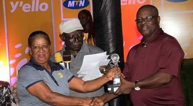 Albert Agbo wins big at final MTN Invitational golf of 2018
