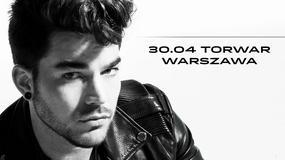 Adam Lambert w kwietniu wystąpi w Warszawie. Bilety już w sprzedaży