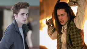 Brad Pitt lepszym wampirem od Pattinsona