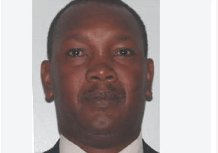 KRA manager Joseph Chege Gikonyo