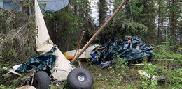 Zderzenie dwóch samolotów. Pasażerowie i piloci zginęli
