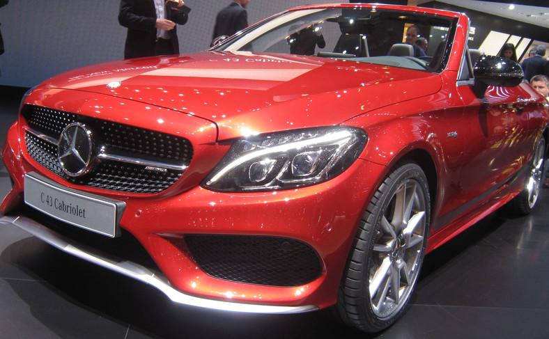 Mercedes C 43 cabriolet