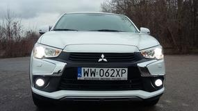 Mitsubishi ASX 2.2 DiD AT - odświeżone trzy diamenty | TEST