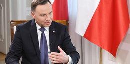 Andrzej Duda wspomina parę prezydencką