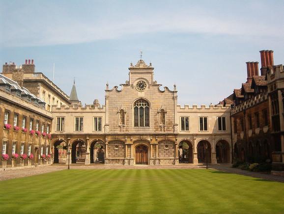 Univerzitet Kembridž