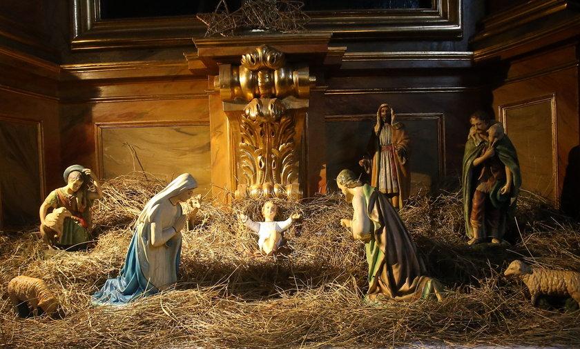 Zobacz świąteczne szopki