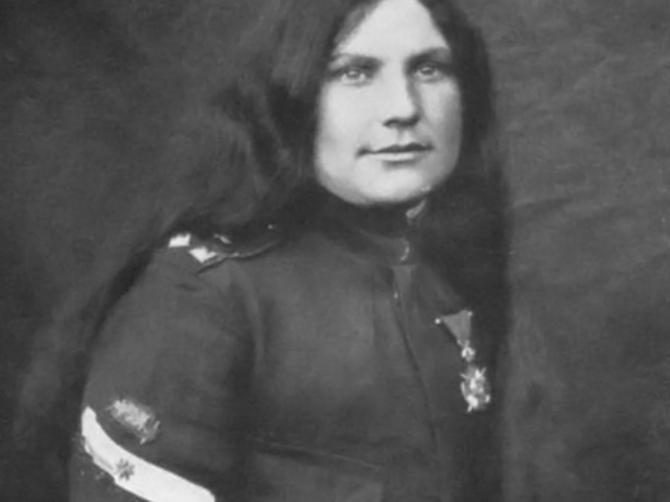 Ona je srpska Jovanka Orleanka, najodlikovanija žena u istoriji ratovanja! Da li ste zaboravili njena hrabra dela?