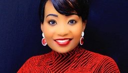 Inooro TV reporter Wanjiru Mehta
