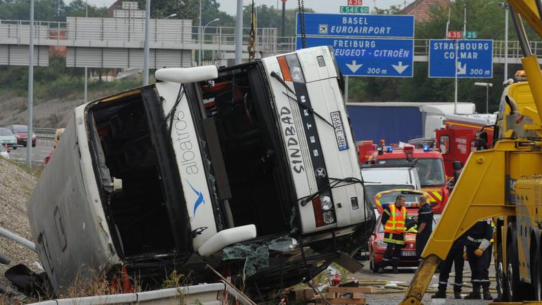 Polski kierowca oskarżony o nieumyślne spowodowanie śmierci