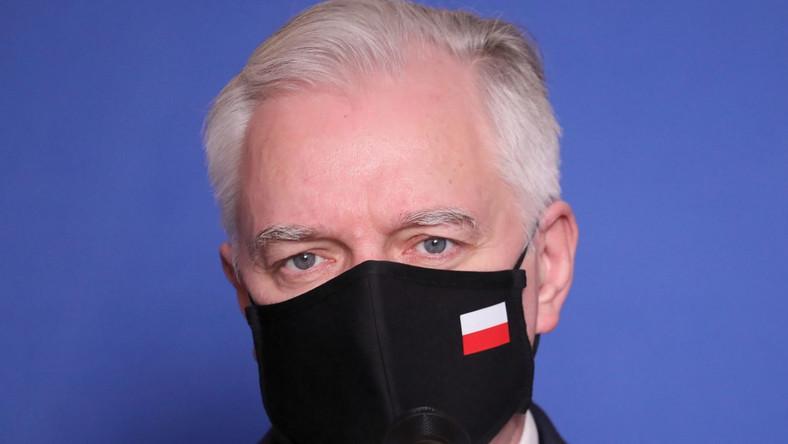 Jarosław Gowin PAP/Paweł Supernak
