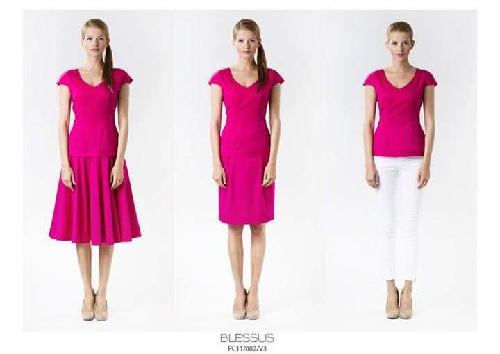 Sukienka Blessus, w której Anna Wendzikowska pojawiła się na festiwalu filmowym Cannes 2011