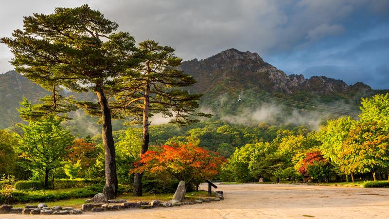 Park Narodowy Seoraksan