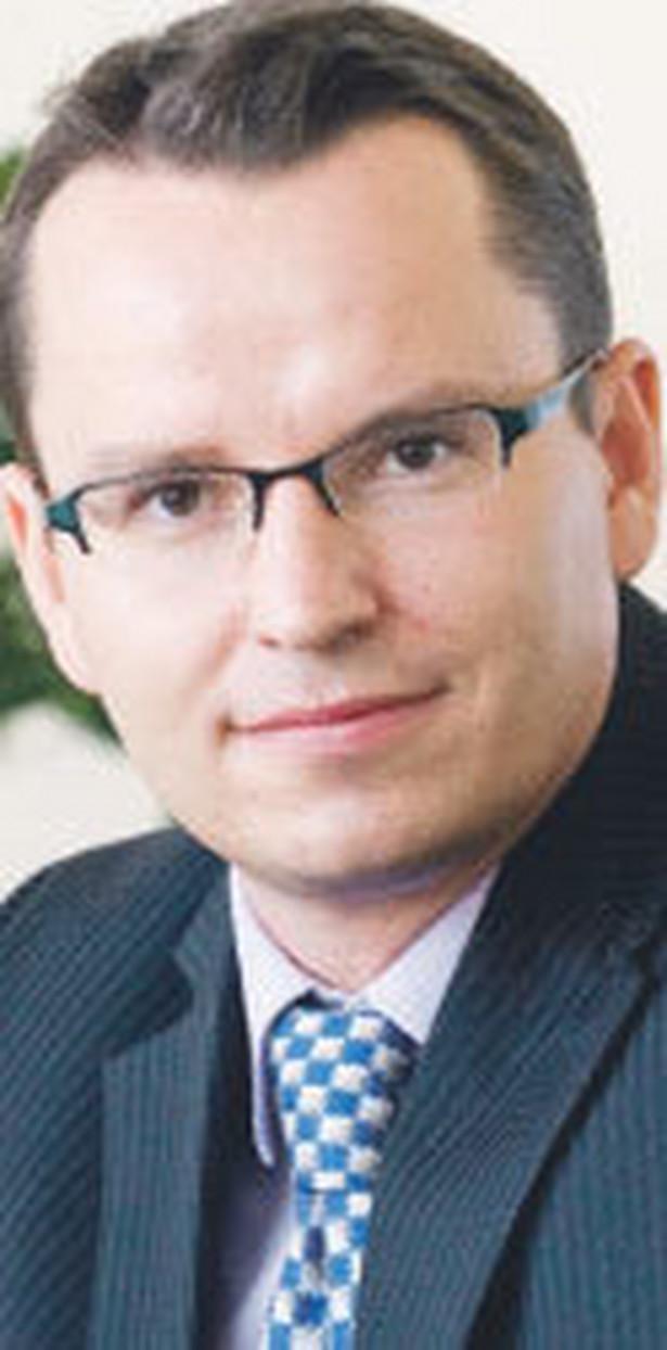 Marek Świerczyński z Kancelarii Baker & McKenzie